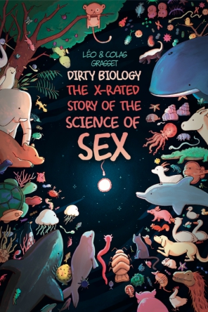 Cover for the book Dirty Biology
