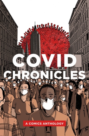 Cover for the book COVID Chronicles
